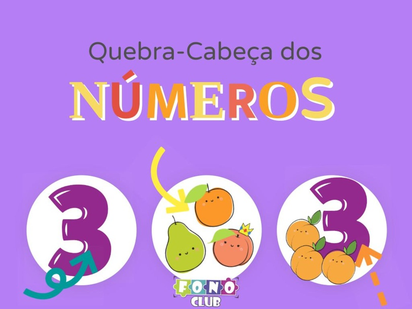 Números 0 a 9 by Ana Carolina Povoa