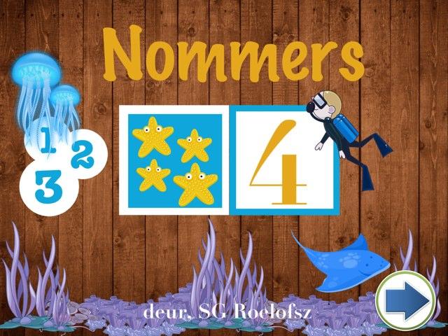 Nommers, deel 1 by Susan Roelofsz