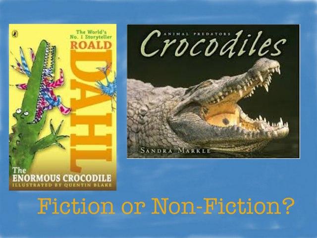Non-fiction Quiz by Miss Lambert