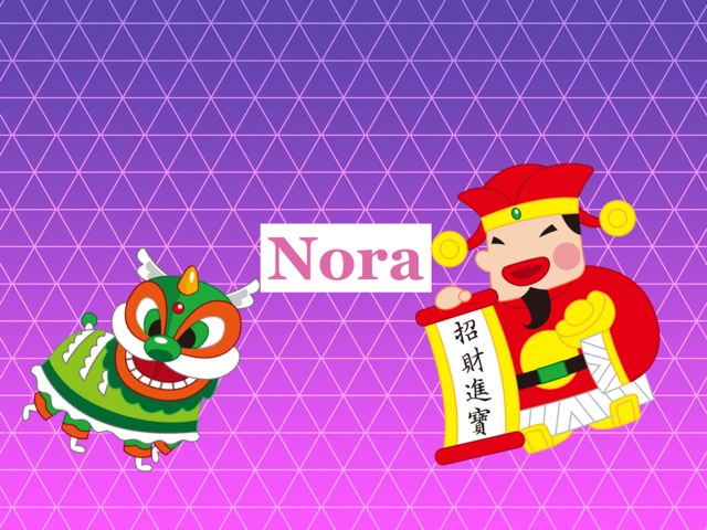 Noras Spel by Moa Lönn