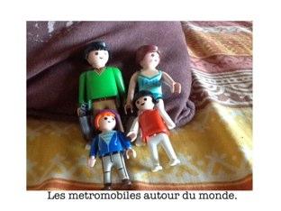 Notre Futur Tour Du Monde.  by Nina Metro