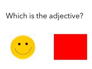 Noun Vs Adjective  by Victoria Moore
