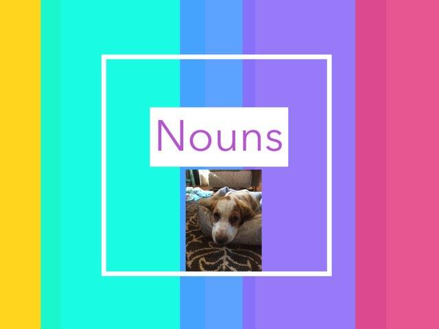 Nouns by Chelsea 'Lantz' Suanny