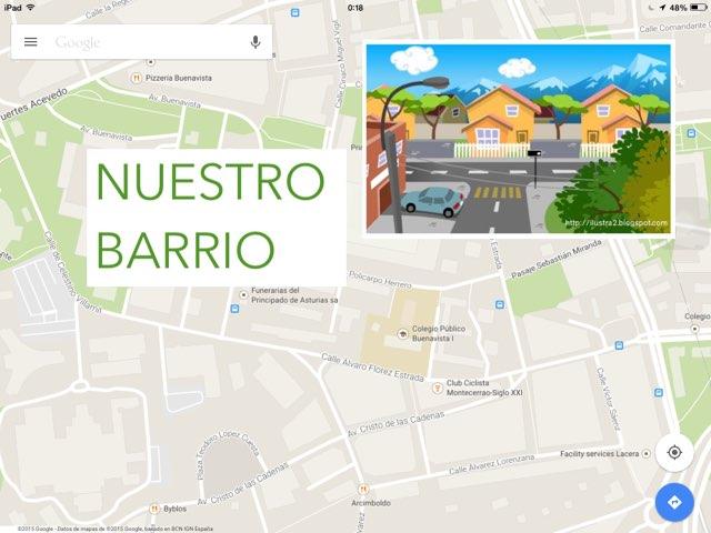 Nuestro Barrio by Nieves García Morán