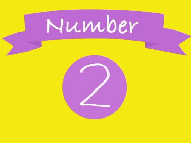 Number 2 by Lisa Fryer