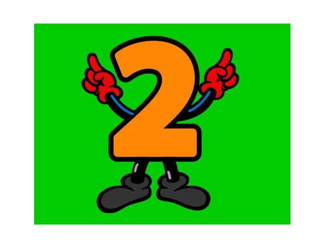Number 2 by Sanfrancisco Infantil