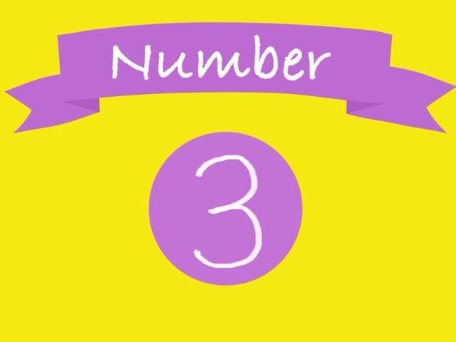 Number 3 by Lisa Fryer