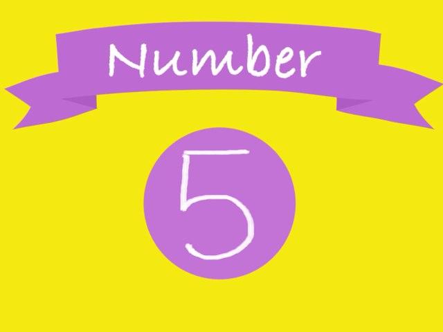 Number 5 by Lisa Fryer