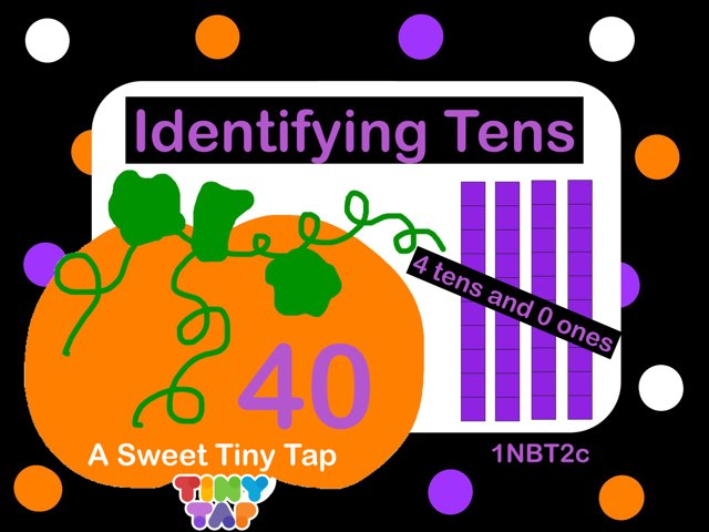 Number Base Ten Practice-groups Of Tens by Jennifer