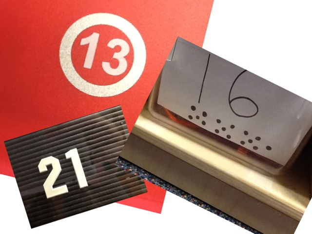 Number ID 11-22 by Diana Coyne