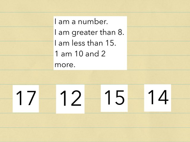 Number Riddles by Lorene Himpelmann