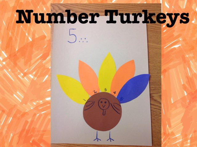 Number Turkeys by Graham paschal