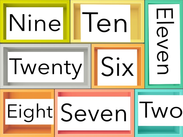 Number Word Find by Tanya stone
