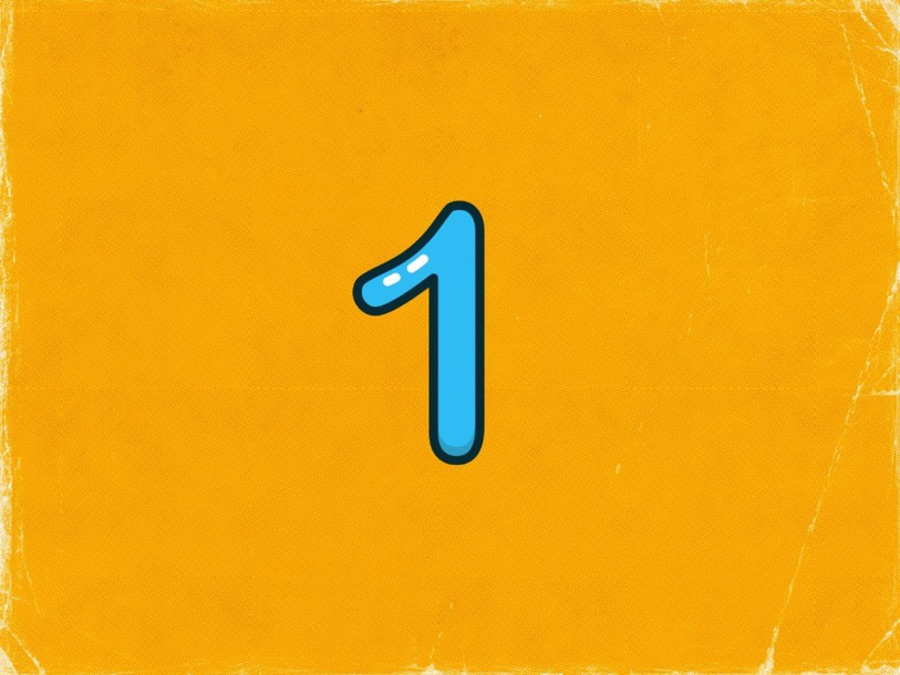 Number 1 by Nour Essam