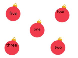 Number words! by Erica Vogt