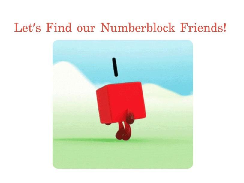 Numberblocks Counting  by Brenda Badillo