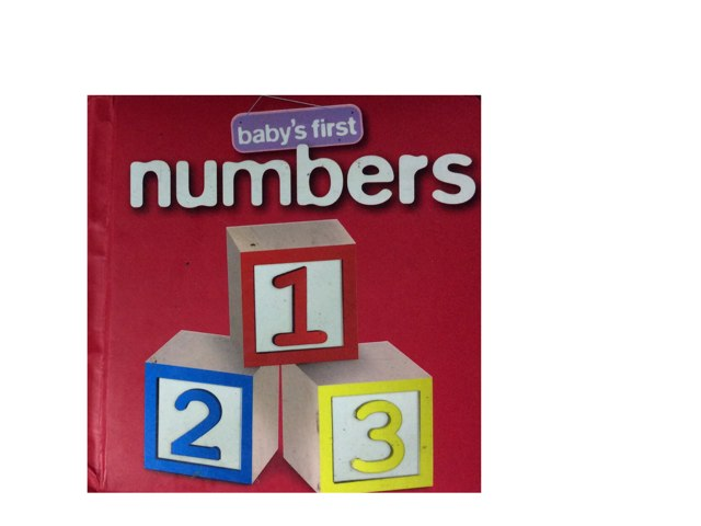 Numbers 1 To 12 by Catherine Curran