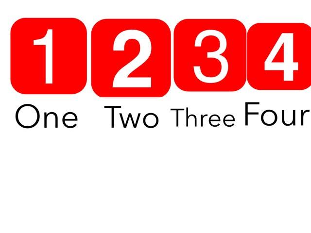 Numbers In Order by Laura Wheeler