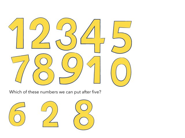 Numbers  by Marcelle miranda