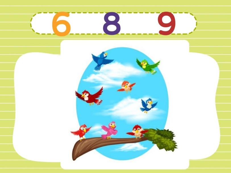 Numbers 1-10 ga by Crisaline Basit