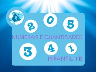 Numeral e Quantidade by Ana Miller