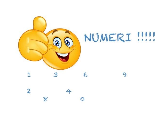 Numeri  by Giuseppe Lucchese