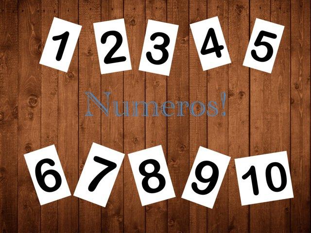 Numeros! by Idoya Tapia