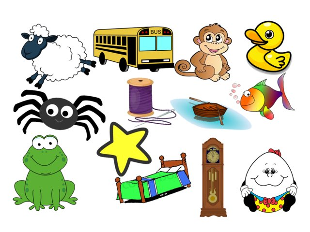 Nursery Rhymes by Beaufort school