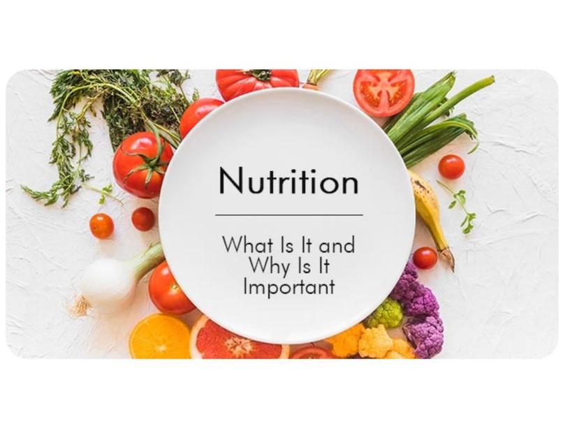 Nutrition by Jessika Fernandez