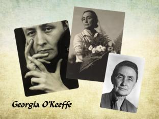 O'Keeffe Quiz by Stephanie Nation