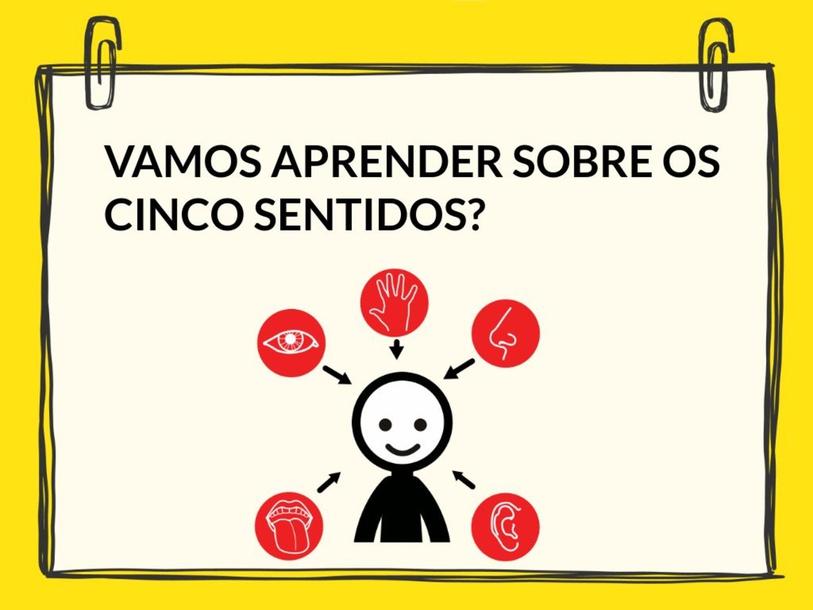 OS CINCO SENTIDOS by Tobrincando Ufrj