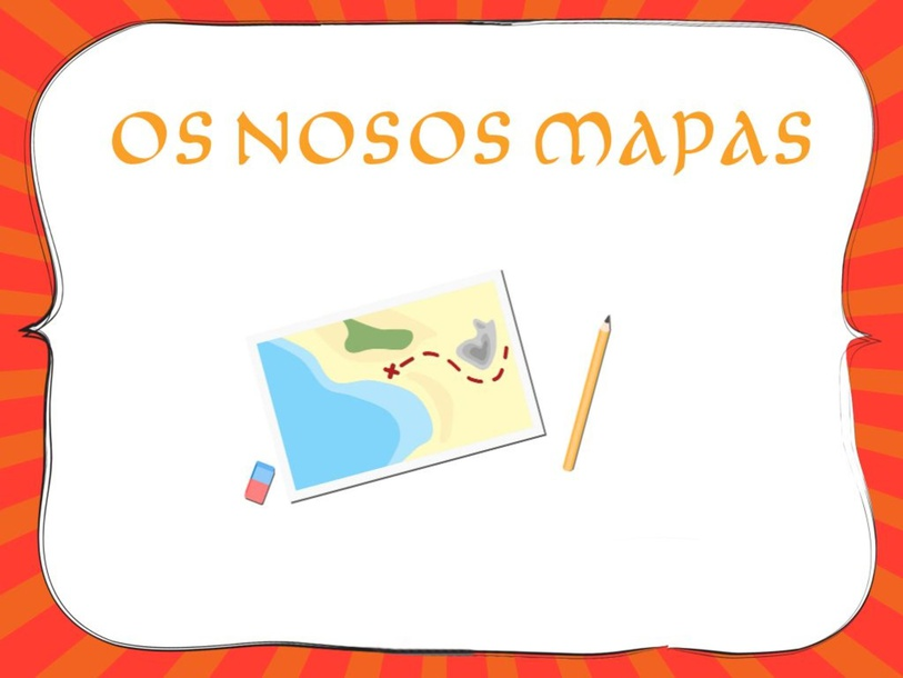 OS NOSOS MAPAS by Aida Lopez
