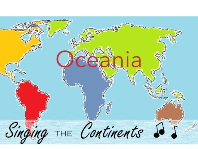 Oceania Game . by Sandford Hill