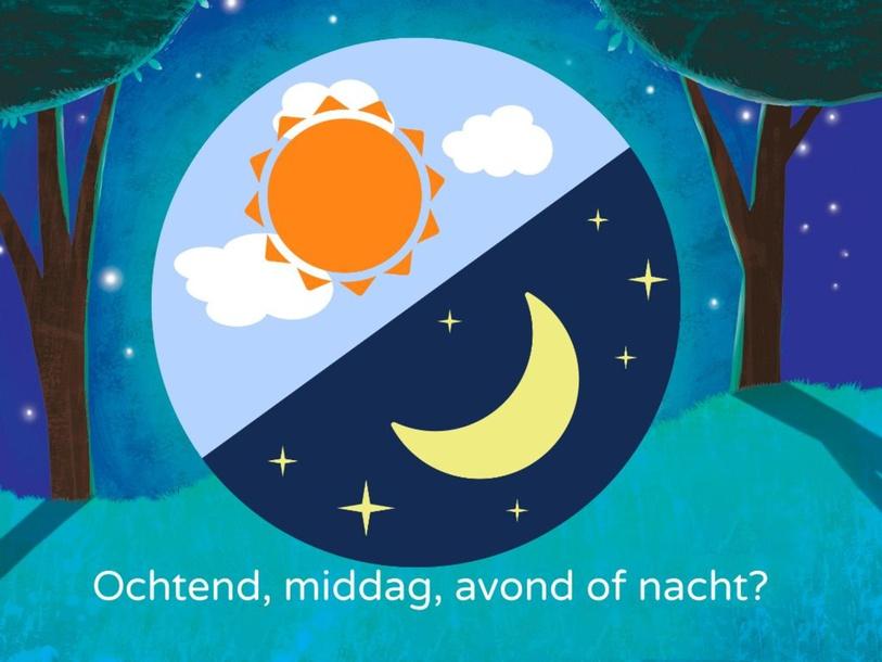 Ochtend-middag-avond by Pouline Andersen
