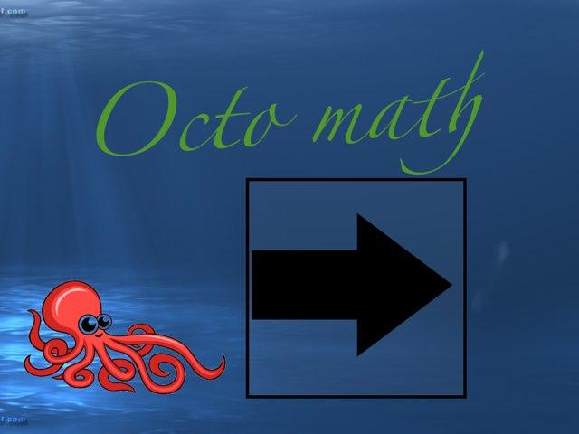 Octo Math  by Brecklyn