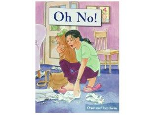 Oh No! Read Aloud LLI HCPSS  by Chanel Sanchez