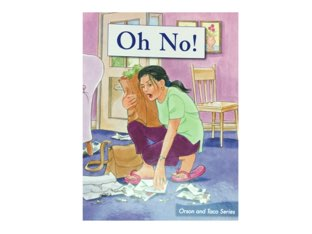 Oh No! Sight Words LLI HCPSS  by Chanel Sanchez