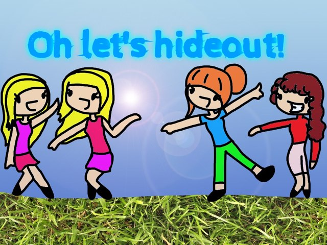 Oh let's hideout! by Maria12 LP