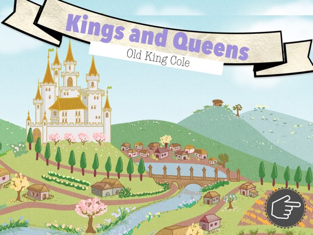 Old King Cole by Interactive Learning