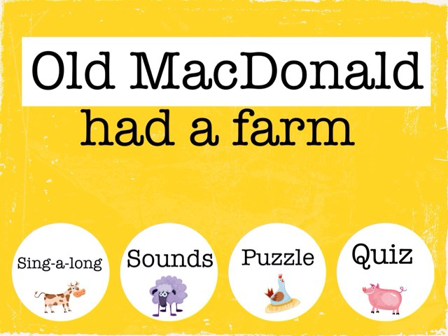 Old MacDonald Had a Farm by Kids Tube