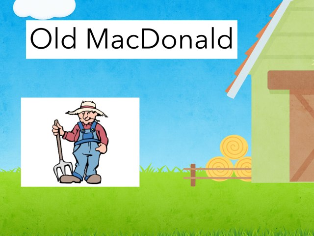 Old MacDonald Video by Kristin Meadows