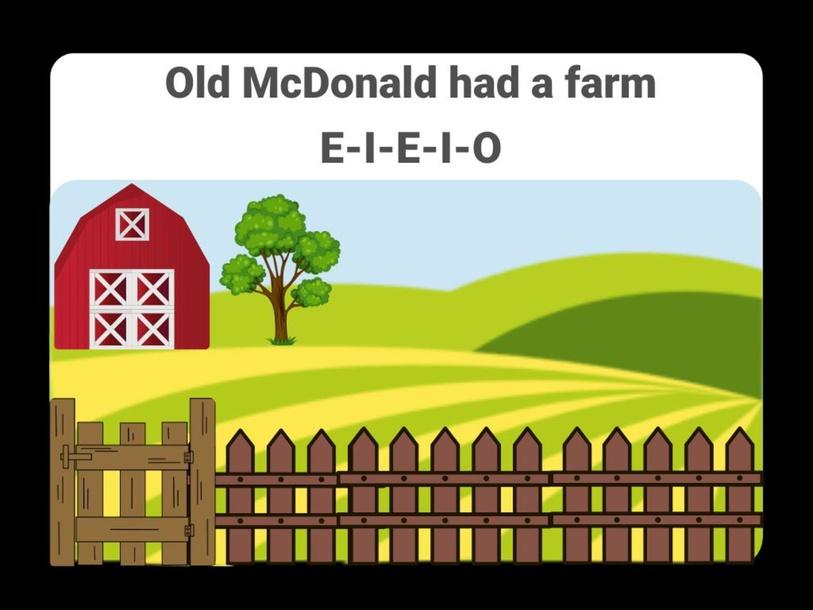 Old McDonald. by Pheobe Smith