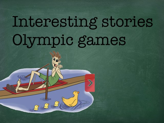 Olympic Games by Daniela Lyra