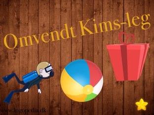Omvendt Kims-leg by Ulla Lahti