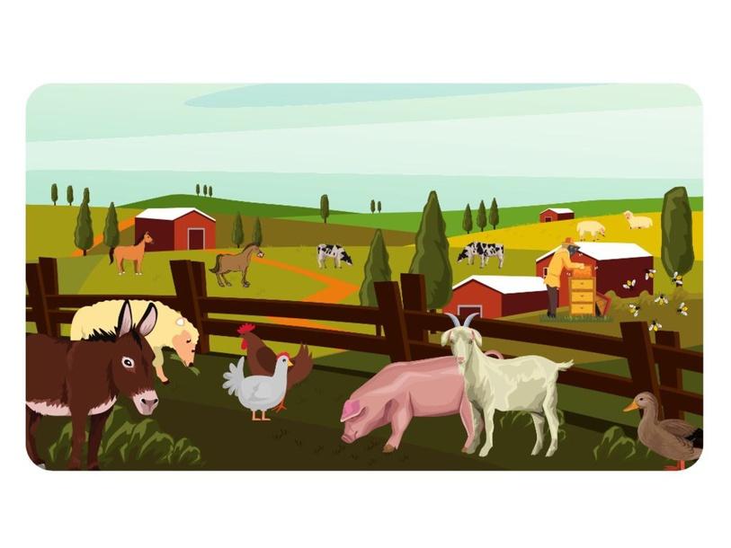 On the Farm by Lauren Hamilton Saez