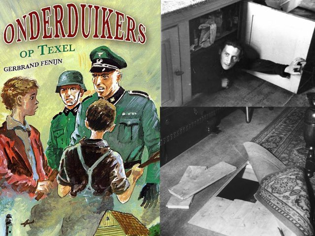 Onderduikers by Gamemeneer Don