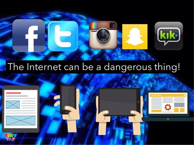 Online Safety  by Tanner Greene