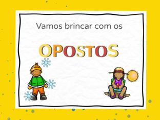Opostos Divertidos by Ana Carolina Povoa
