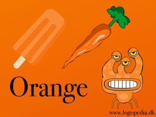 Orange by Ulla Lahti