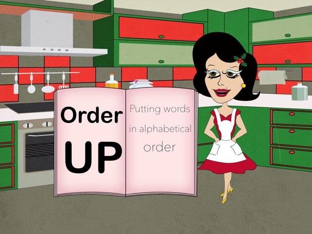 Order UP by Ascension Kindergarten